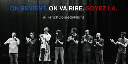 French Comedy Night
