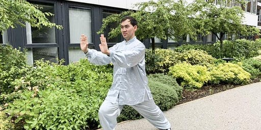 Tai Chi at the Museum