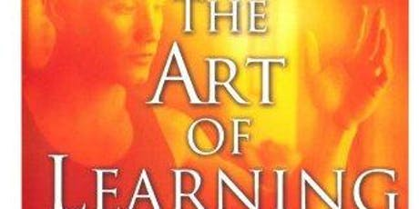 Book Club | The Art of Learning: An Inner Journey to Optimal Performance tickets