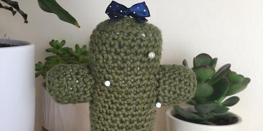 Crochet Decoration Workshop #2