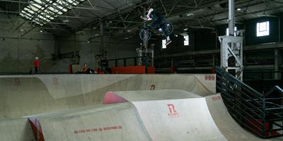 Backyard Jam BMX Amateur qualifier - Ramp 1, Liverpool Road Paypal