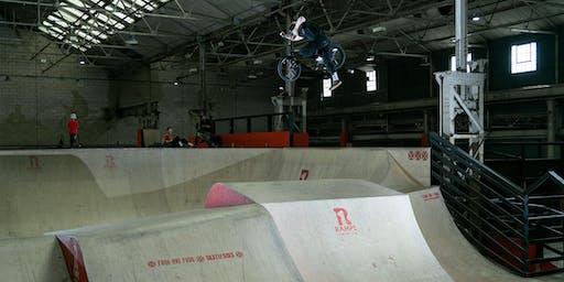 Backyard Jam BMX Amateur qualifier - Ramp 1, Liverpool Road Paypal