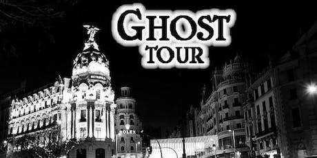 Madrid Ghost Tour entradas