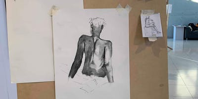 Life Drawing at Gallery Oldham: February