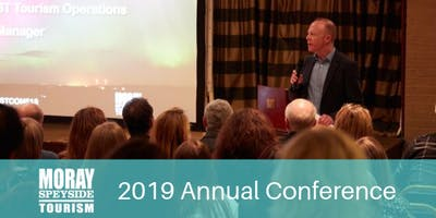 Moray Speyside Tourism Annual Conference 2019