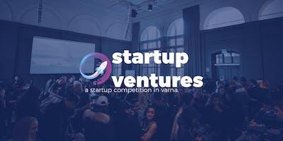 Startup Ventures Varna 2019