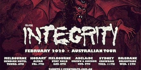 INTEGRITY[USA] tickets