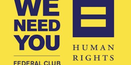 HRC DFW Federal Club Fall Luncheon tickets