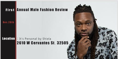 Luke 1817's  Male Fashion Review tickets