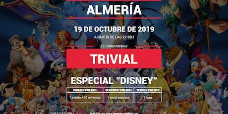 Trivial Especial Disney en Pause&Play Torrecárdenas entradas