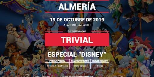 Trivial Especial Disney en Pause&Play Torrecárdenas