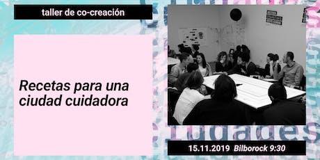 UrbanbatFest2019. TALLER DE CO-CREACIÓN entradas