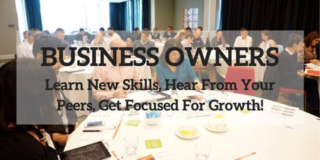 Quarterly Growth Day - 23rd October tickets