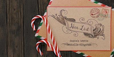Kingston - Santas Grotto - Sat 14th Dec