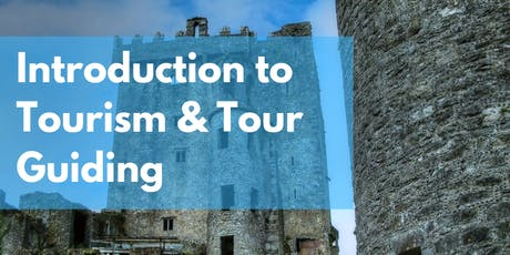 Introduction To Tourism & Tour Guiding tickets
