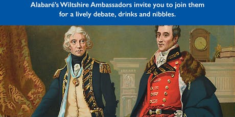 """Who better deserved the thanks of his country: Nelson or Wellington?"" tickets"