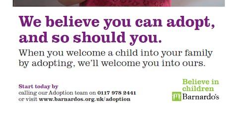 Barnardo's Adoption South West Information Evening tickets