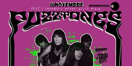 The Fuzztones live at Retronouveau - opening The T biglietti