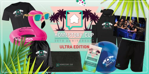 HomeStory Cup 20th Anniversary