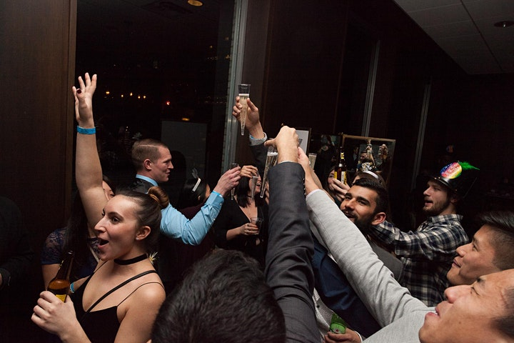 (Almost Sold Out) 2020 Chicago New Years Eve (NYE) Yacht Party image