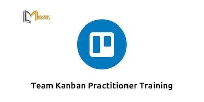 Team Kanban Practitioner 1 Day Virtual Live Training in Eindhoven