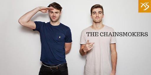 THE CHAINSMOKERS @XS NIGHT CLUB NOV.16 - FREE GUESTLIST