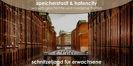 Speicherstadt & Hafencity - erkunden Sie Hamburg bei einer Schnitzeljagd Tickets