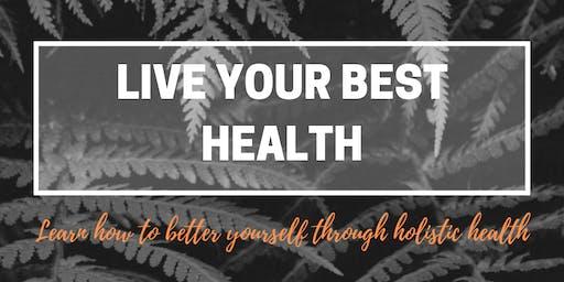 Live Your Best Health Information Evening