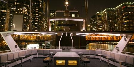 2020 Chicago 10yr Anniversary New Years Eve (NYE) Yacht Party