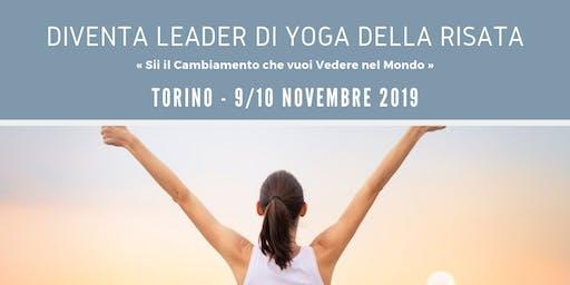 Leader Training Yoga della Risata - Torino