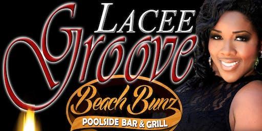 """LACEE GROOVE """"LIGHT MY FIRE"""" CONCERT @ Beach Bunz"""