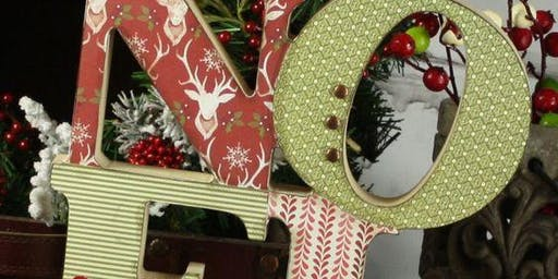 Crazy Crafty Chicks : Christmas Letters!