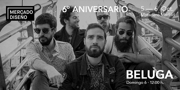 Imagen de Mercado de Diseño celebra su 6º aniversario en Matadero, ¡no puedes faltar!