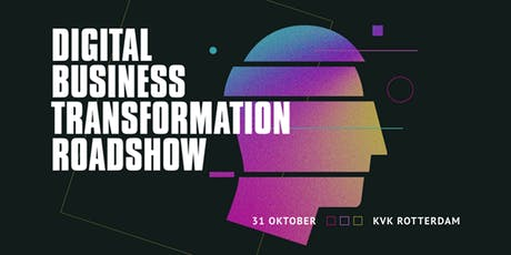 Digital Business Transformation Roadshow (DiBuT) tickets