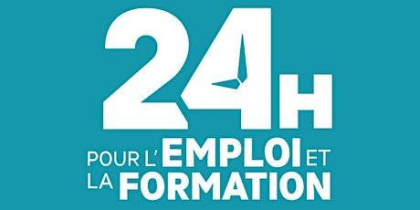 24 Heures pour l'Emploi et la Formation – Valenciennes 2020 billets
