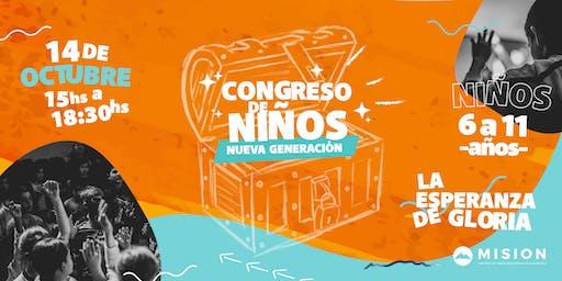 Congreso de Niños - Nueva Generación 2019