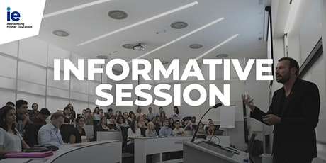 Individual Informative Session Lisbon Portugal: Bachelor programs bilhetes