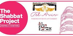 INVITATION: Tel Aviv Shabbat Project BIG BIG Dinner...