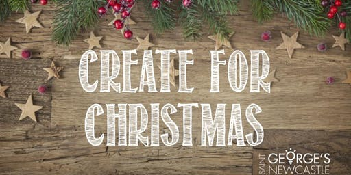St George's Create for Christmas 2019