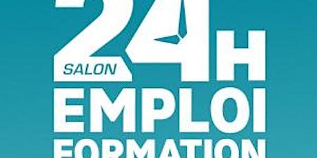 24h pour l'emploi et la formation - Arras 2020 billets