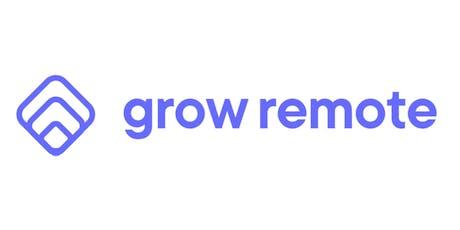 Grow Remote, Bantry with Guest Speaker Ken Tobin, HQ Tralee tickets