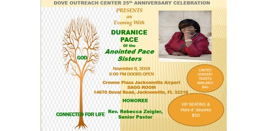 DOVE OUTREACH CENTER 25th ANNIVERSARY CELEBRATION