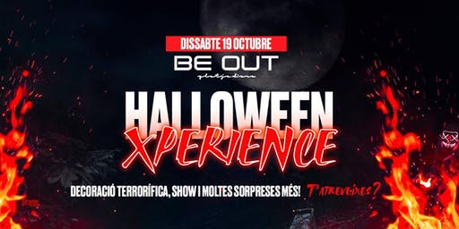 HALLOWEEN XPERIENCE - DISS 19 OCTUBRE