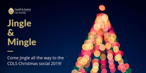CDLS Christmas Drinks 2019
