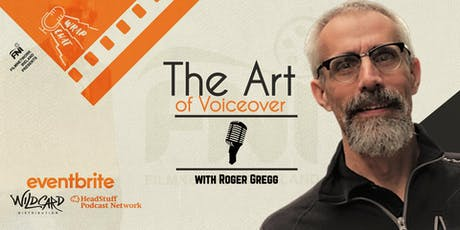 The Art of Voiceover tickets