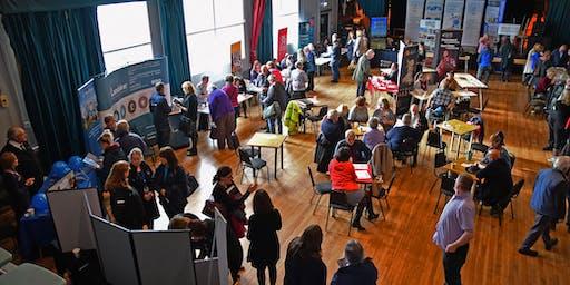 Pembrokeshire Funding Fair & PAVS' AGM 2019