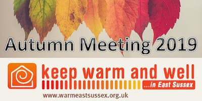 Keep Warm and Well Autumn Event