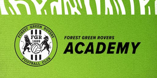 Forest Green Rovers Academy Goalkeeper Trial