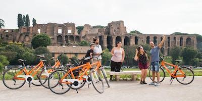 Rome 3 hours Bike Tour