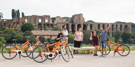 Rome 3 hours Bike Tour tickets
